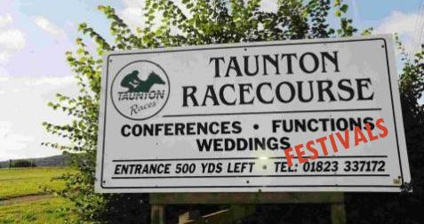 Taunton Racecourse is Decadent and Depraved